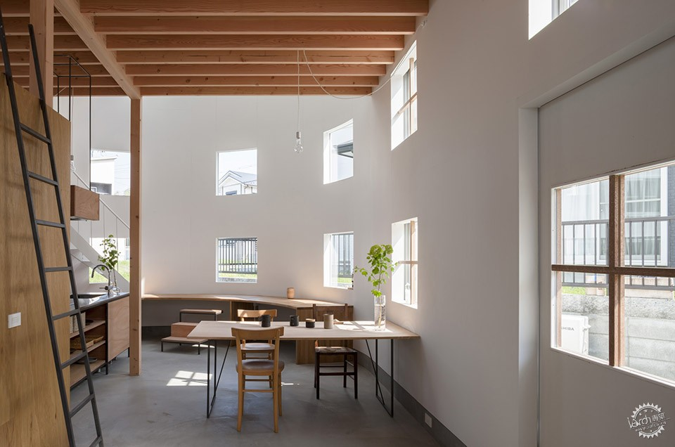 House in Hikone / Tato Architects第19张图片