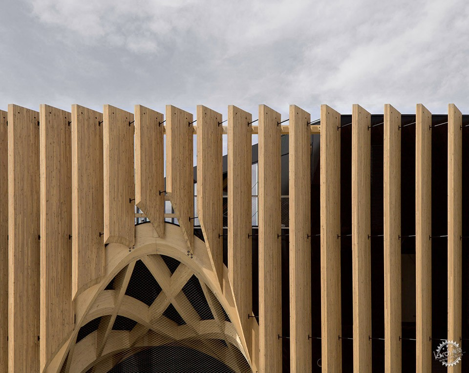 French Pavilion - 2015 Milan Expo / XTU architects第3张图片