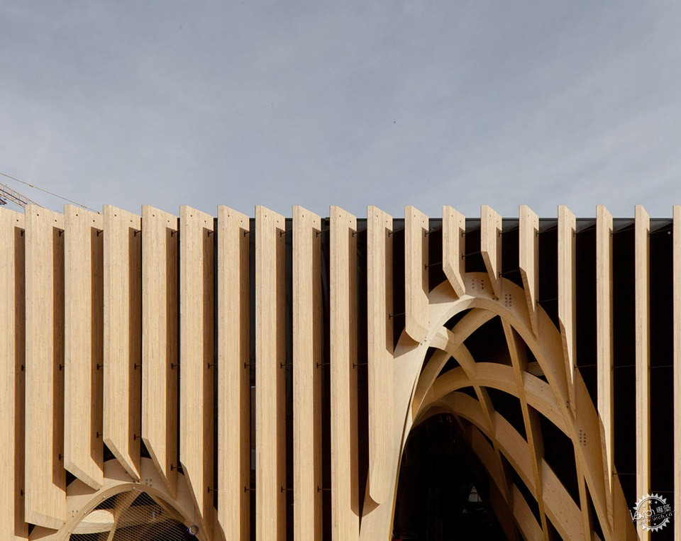 French Pavilion - 2015 Milan Expo / XTU architects第5张图片