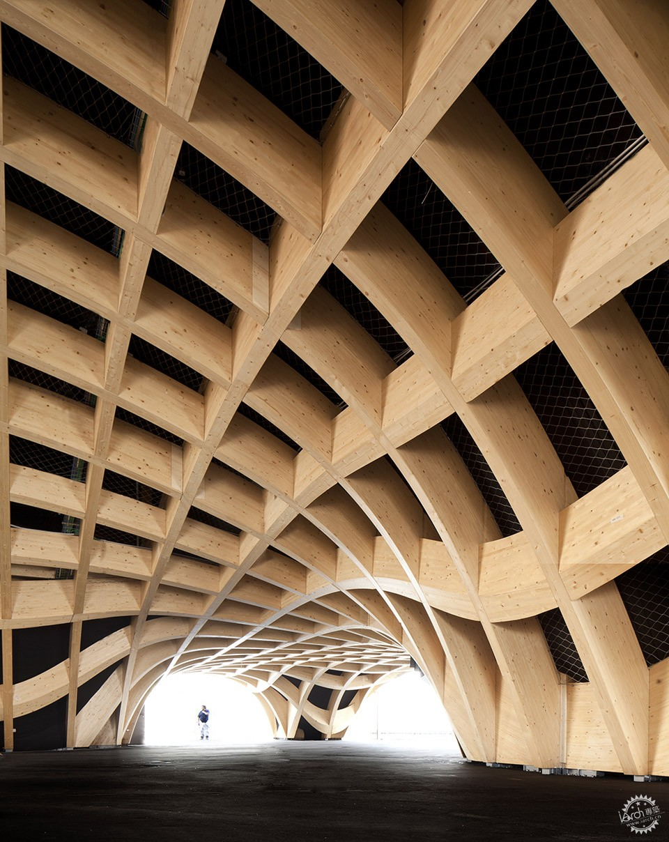 French Pavilion - 2015 Milan Expo / XTU architects第7张图片