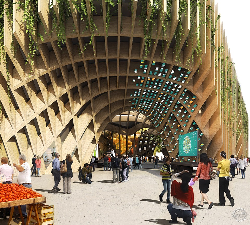 French Pavilion - 2015 Milan Expo / XTU architects第1张图片