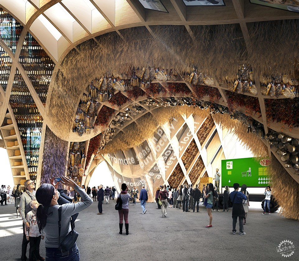 French Pavilion - 2015 Milan Expo / XTU architects第11张图片