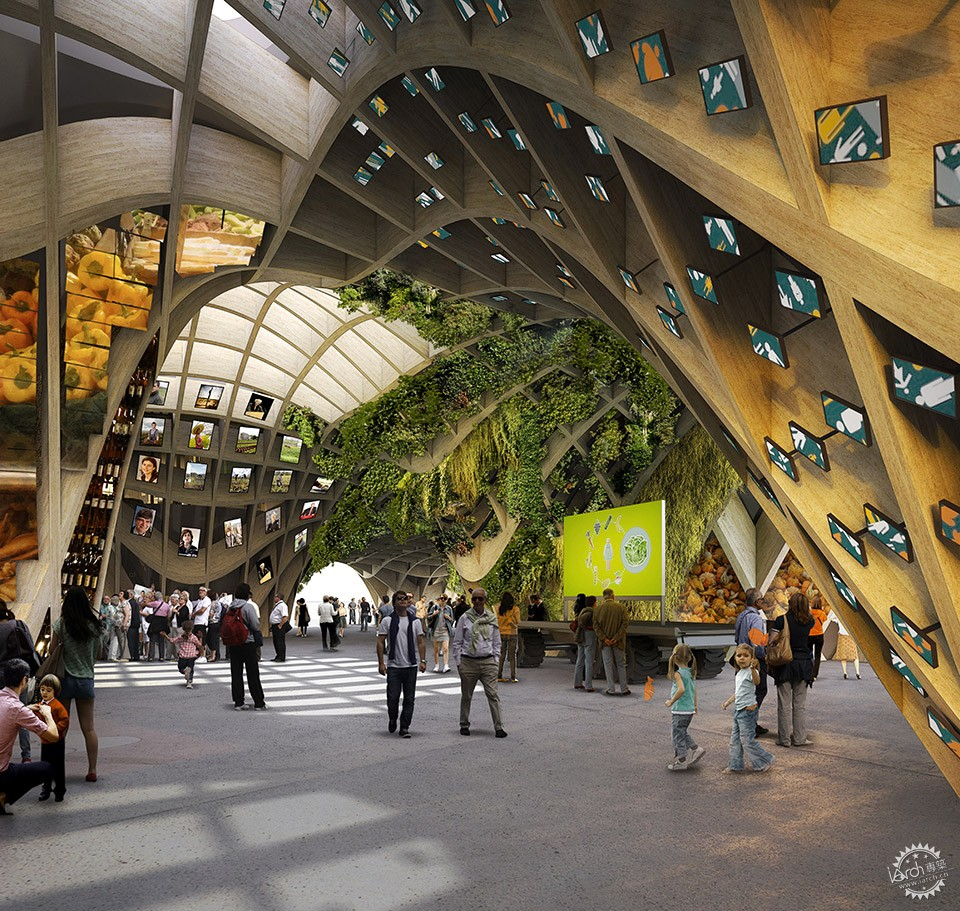 French Pavilion - 2015 Milan Expo / XTU architects第12张图片