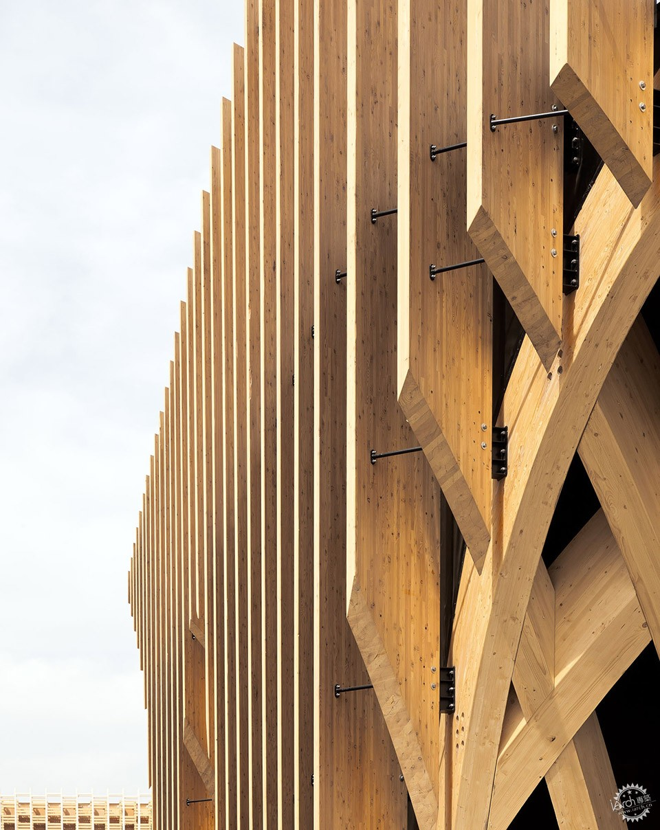 French Pavilion - 2015 Milan Expo / XTU architects第17张图片