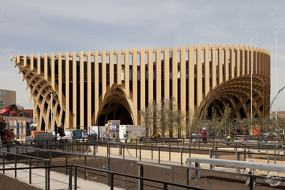 French Pavilion - 2015 Milan Expo / XTU architects第14张图片