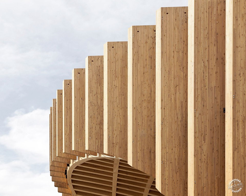 French Pavilion - 2015 Milan Expo / XTU architects第16张图片