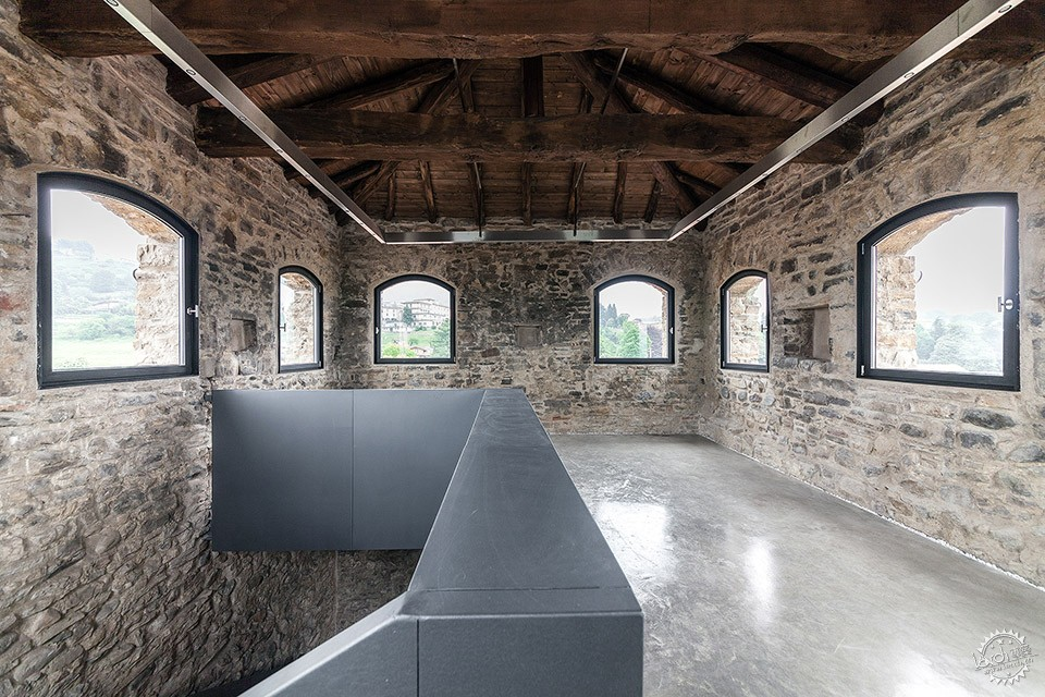 Torre Del Borgo restoration Project and Reuse,villa D'adda / Gianluca Gelmini第1张图片