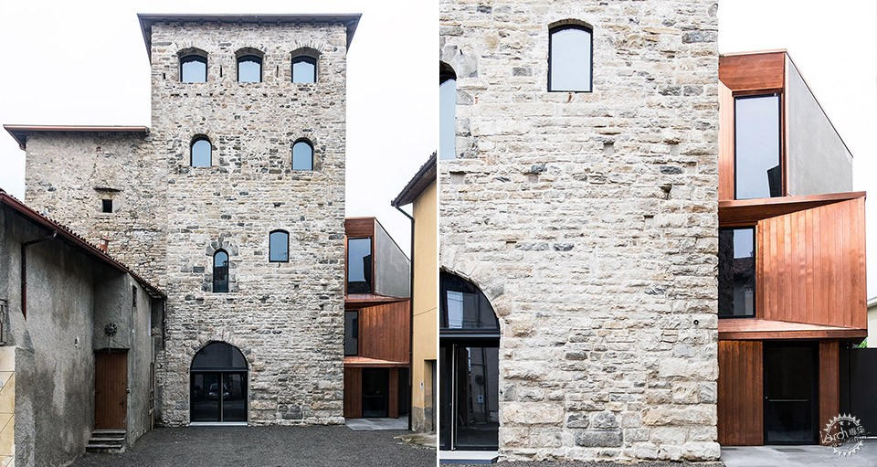Torre Del Borgo restoration Project and Reuse,villa D'adda / Gianluca Gelmini第11张图片