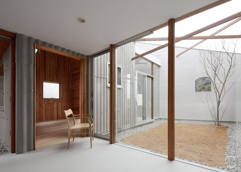 宅中宅 BACKSTAGE HOUSE BY Y+M DESIGN OFFICE第6张图片