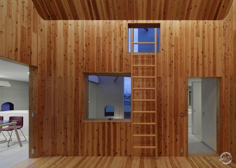 宅中宅 BACKSTAGE HOUSE BY Y+M DESIGN OFFICE第7张图片