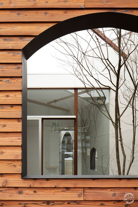 宅中宅 BACKSTAGE HOUSE BY Y+M DESIGN OFFICE第12张图片