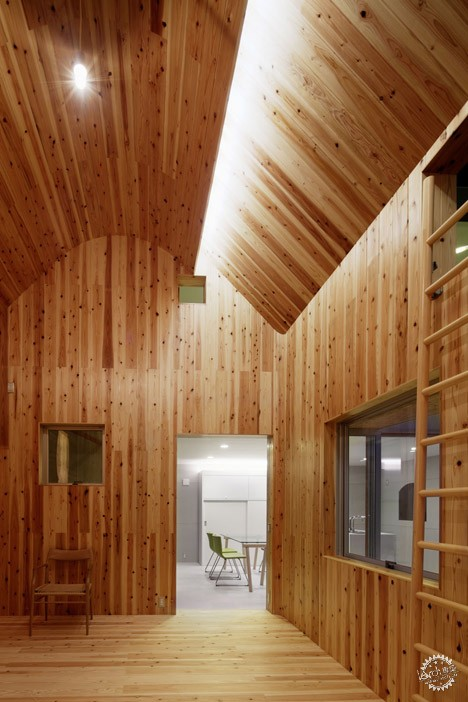宅中宅 BACKSTAGE HOUSE BY Y+M DESIGN OFFICE第15张图片