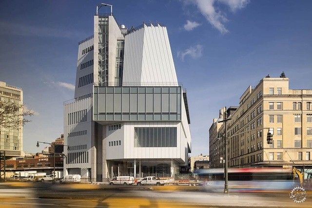 惠特尼博物馆新馆 THE WHITNEY MUSEUM BY RENZO PIANO BUILDING WORKSHOP第3张图片