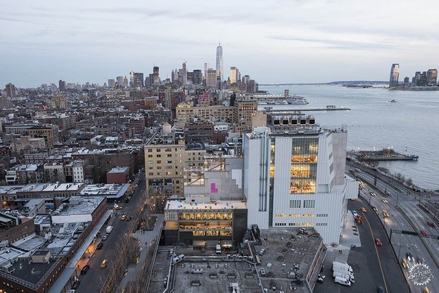 惠特尼博物馆新馆 THE WHITNEY MUSEUM BY RENZO PIANO BUILDING WORKSHOP第4张图片