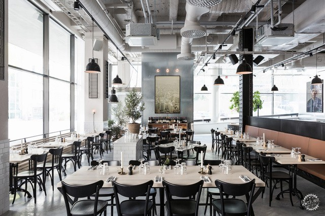 斯德哥尔摩 USINE 餐厅 USINE – A NEW RESTAURANT CONCEPT BY RICHARD LINDVALL第1张图片