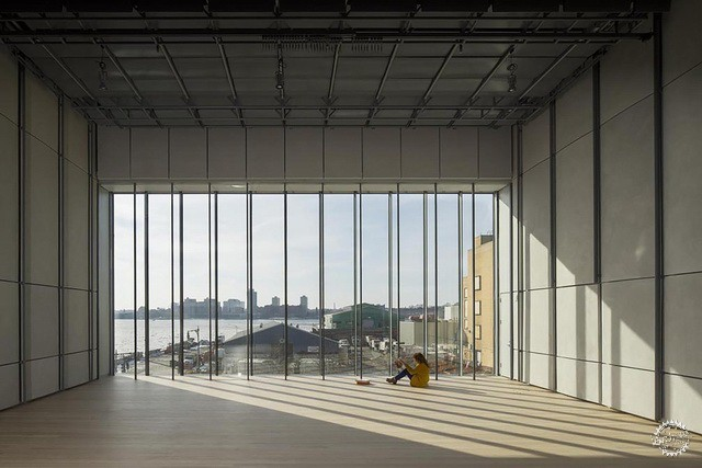 惠特尼博物馆新馆 THE WHITNEY MUSEUM BY RENZO PIANO BUILDING WORKSHOP第8张图片