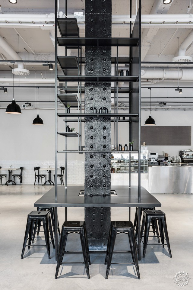 斯德哥尔摩 USINE 餐厅 USINE – A NEW RESTAURANT CONCEPT BY RICHARD LINDVALL第7张图片