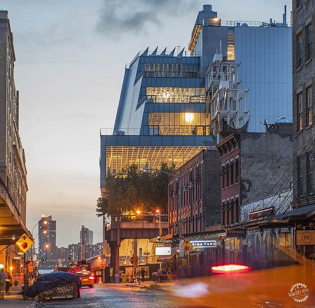 惠特尼博物馆新馆 THE WHITNEY MUSEUM BY RENZO PIANO BUILDING WORKSHOP第12张图片
