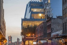 惠特尼博物馆新馆 THE WHITNEY MUSEUM BY RENZO PIANO BUILDING WORKSHOP第13张图片