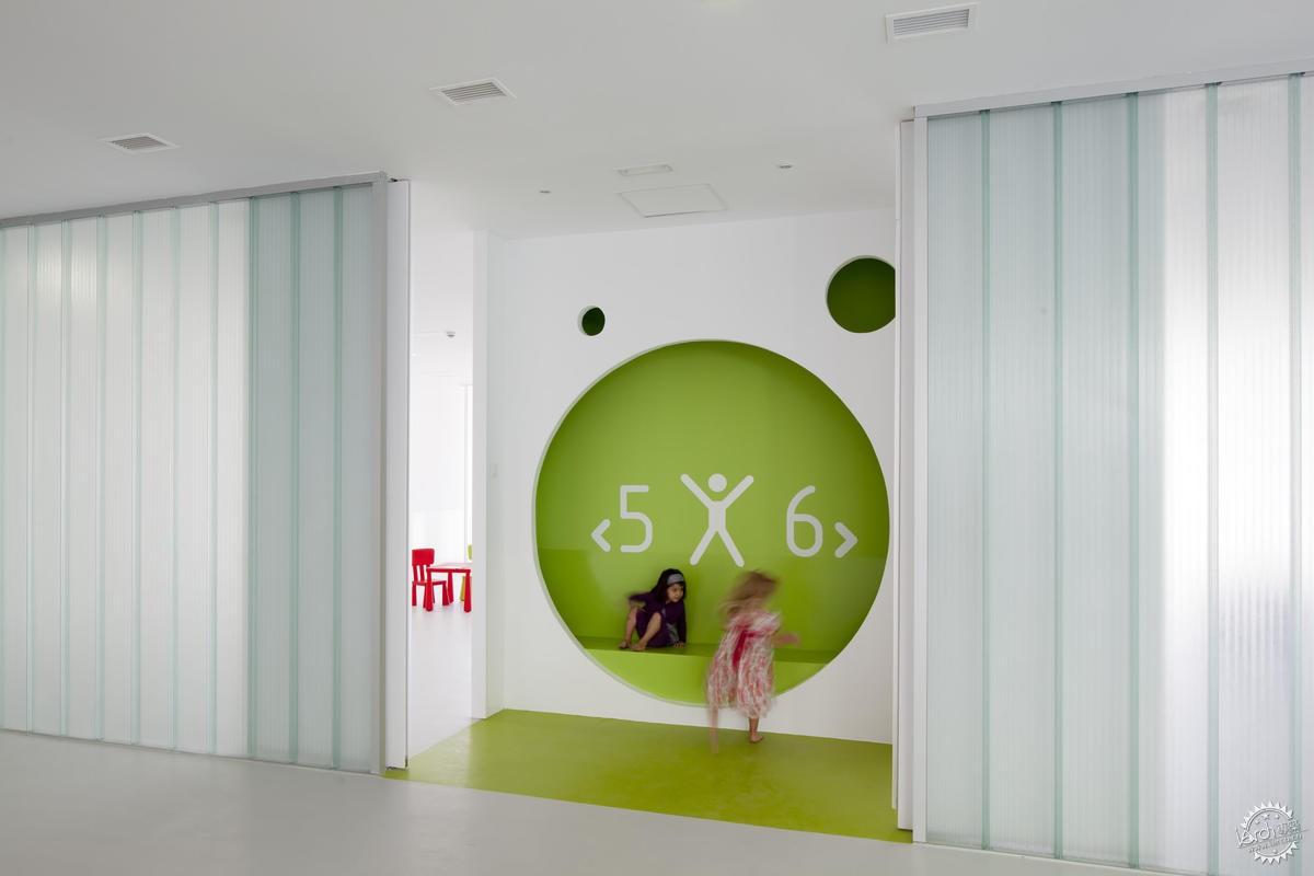 环环相嵌的Vereda幼儿园第8张图片