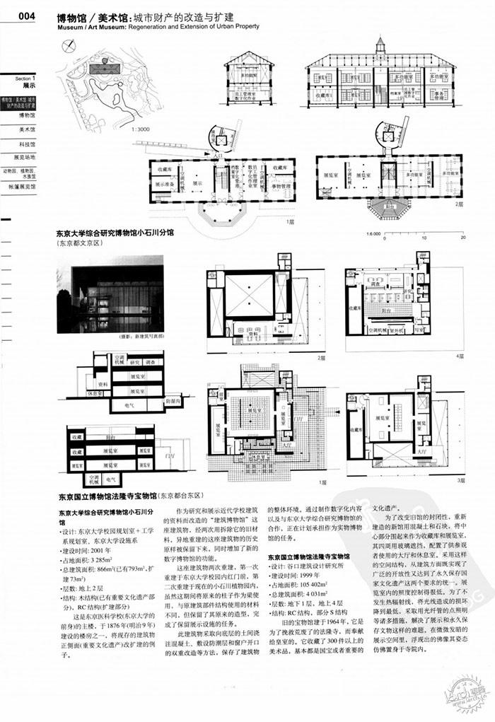 建筑设计资料集成——展示·娱乐篇