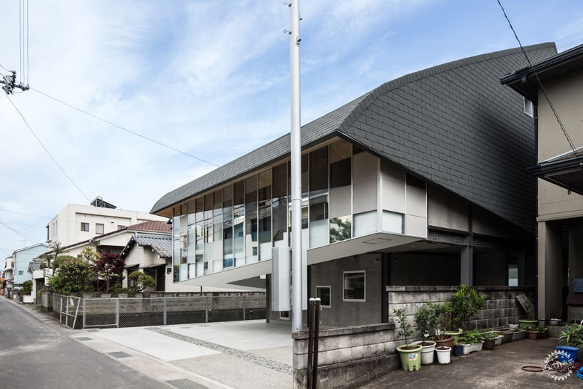 日本戴帽芭蕾舞校/ y+M design office第2张图片