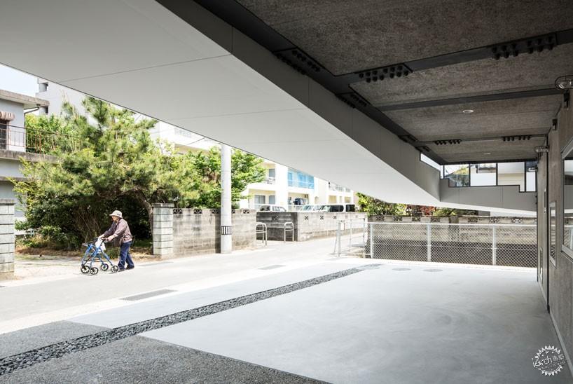 日本戴帽芭蕾舞校/ y+M design office第4张图片