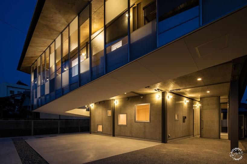 日本戴帽芭蕾舞校/ y+M design office第11张图片