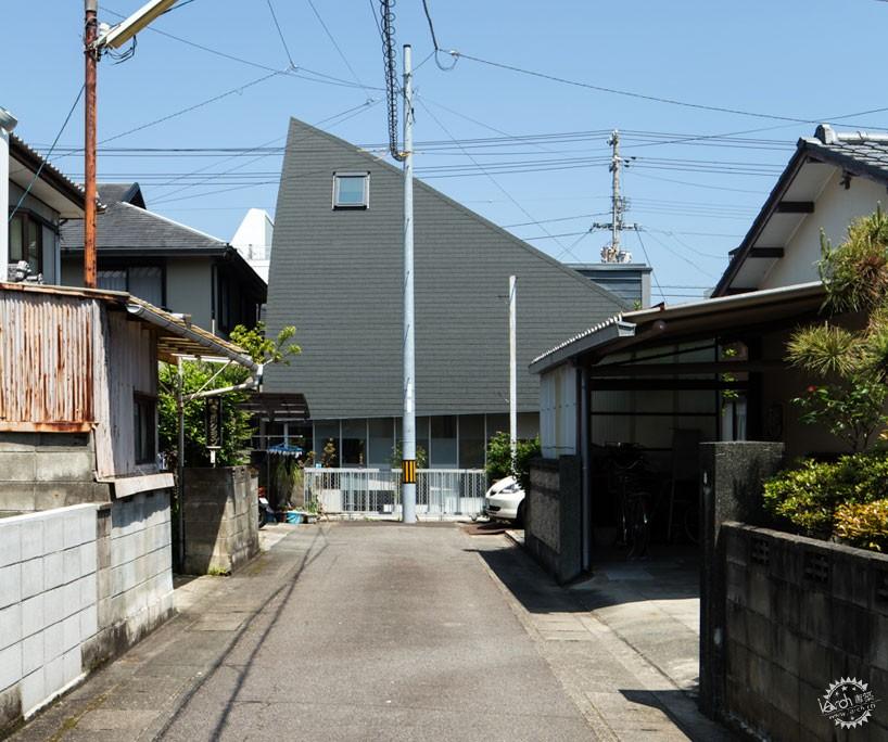 日本戴帽芭蕾舞校/ y+M design office第9张图片