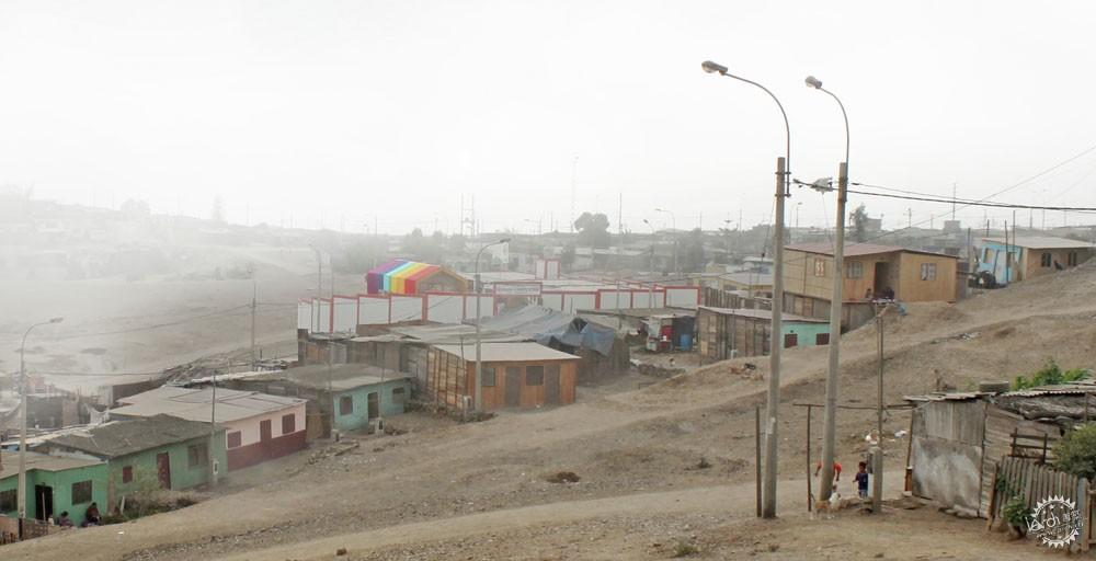 沙漠里的彩虹/ 51-1 Arquitectos第1张图片