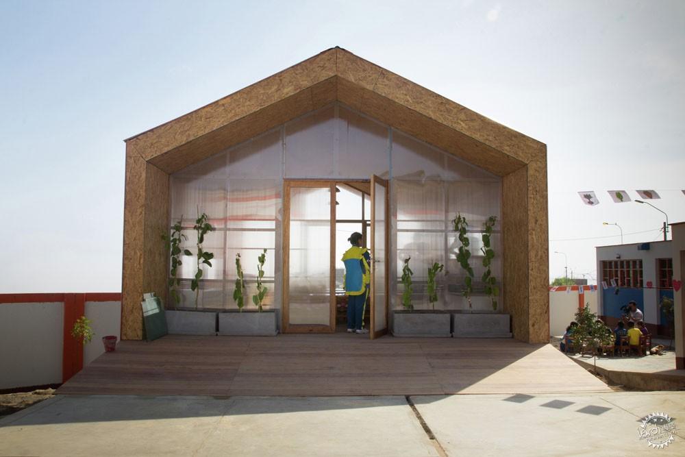 沙漠里的彩虹/ 51-1 Arquitectos第3张图片