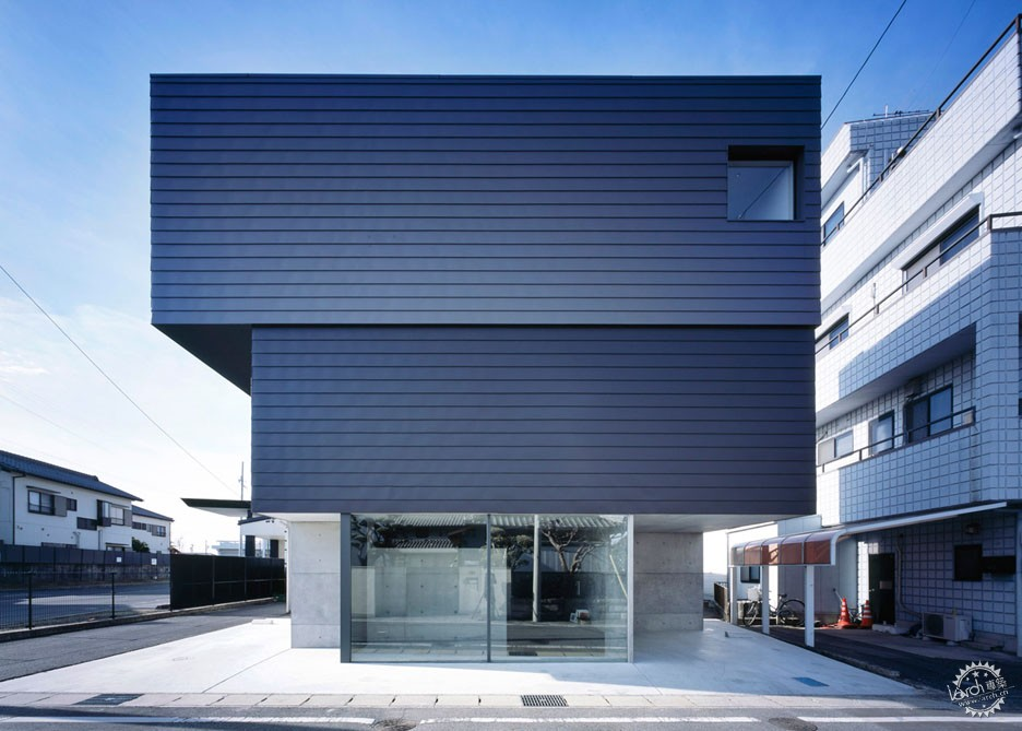 日本Gaze住宅/ APOLLO Architects & Associates第1张图片