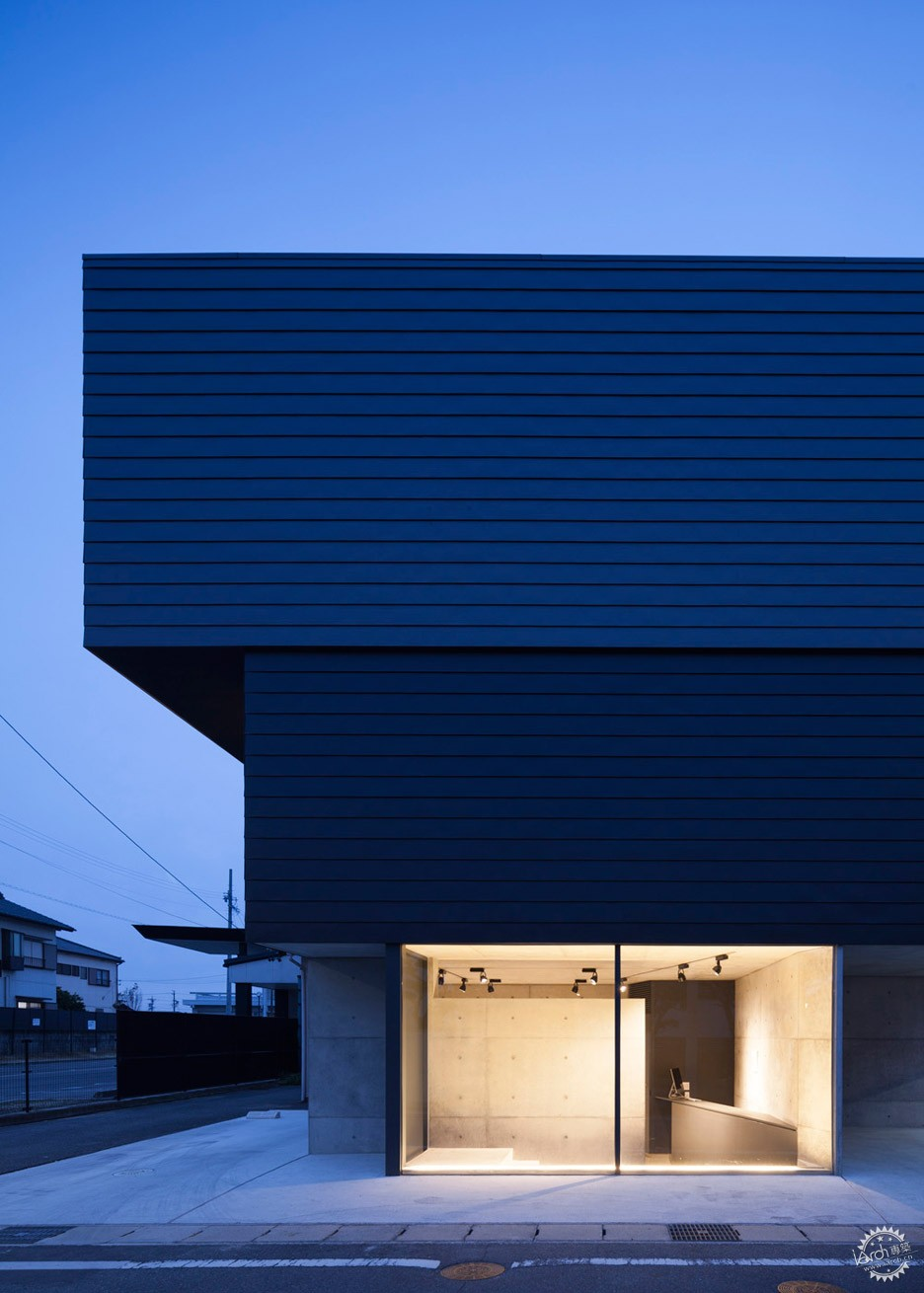 日本Gaze住宅/ APOLLO Architects & Associates第2张图片
