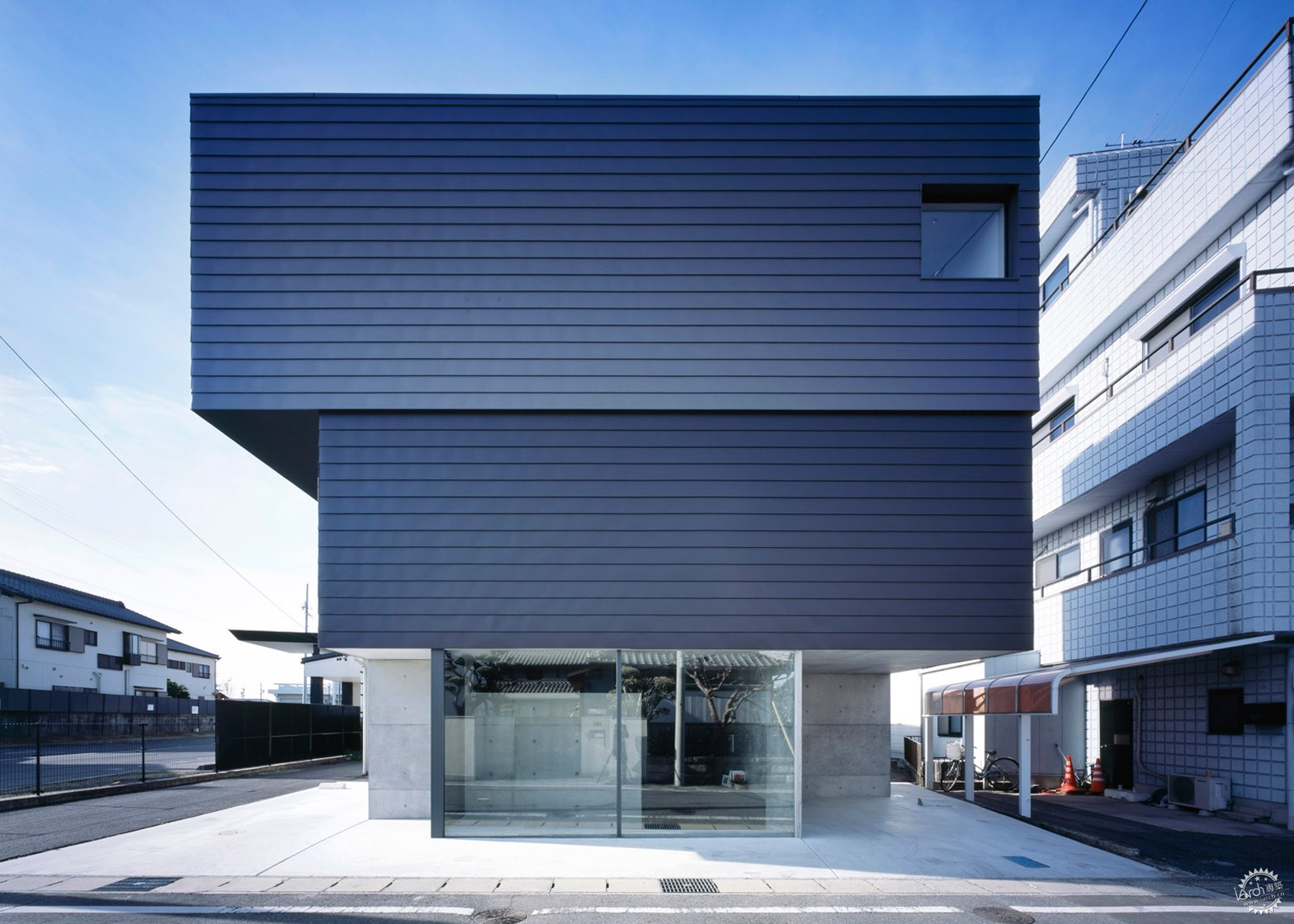 日本Gaze住宅/ APOLLO Architects & Associates第4张图片