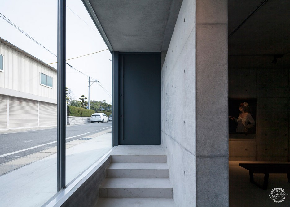 日本Gaze住宅/ APOLLO Architects & Associates第12张图片