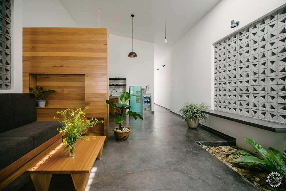 长12米宽9米住宅平面设计图