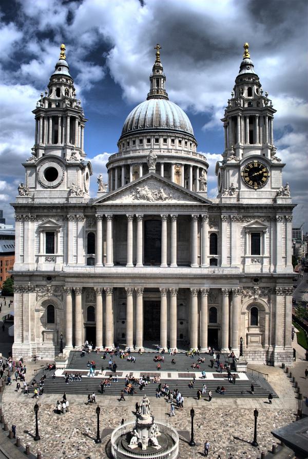 教堂的建筑风格有哪些