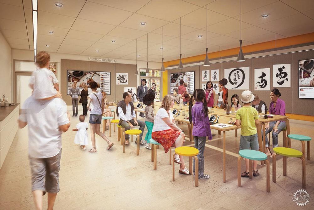 项目团队:   建筑和室内设计:lmn