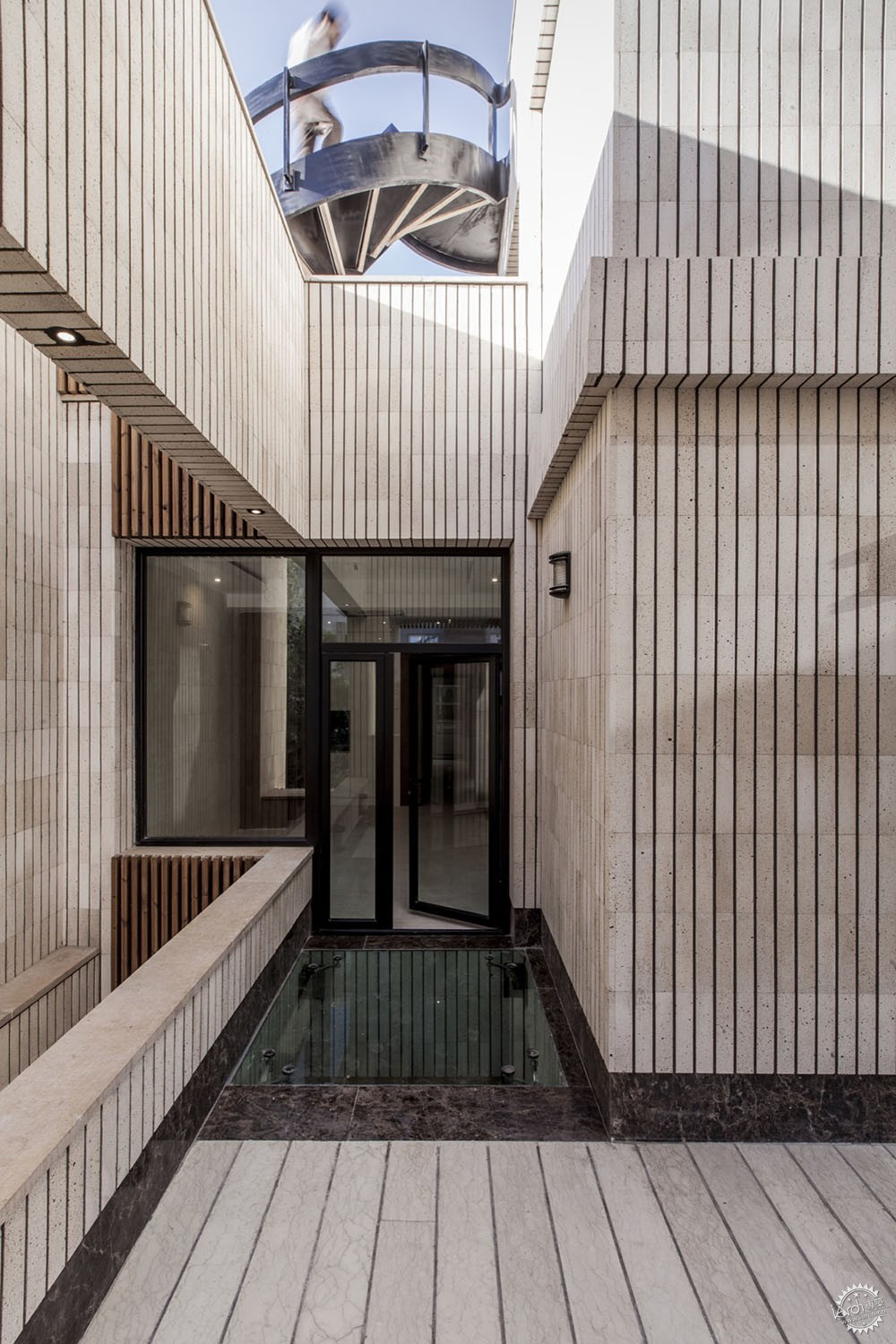 梅赫拉巴德小屋/ Sarsayeh Architectural Office第5张图片