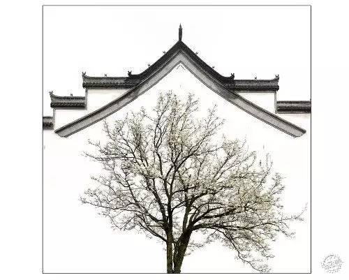 消失中的中国古建筑,美透了!-手绘art|建筑-专筑网