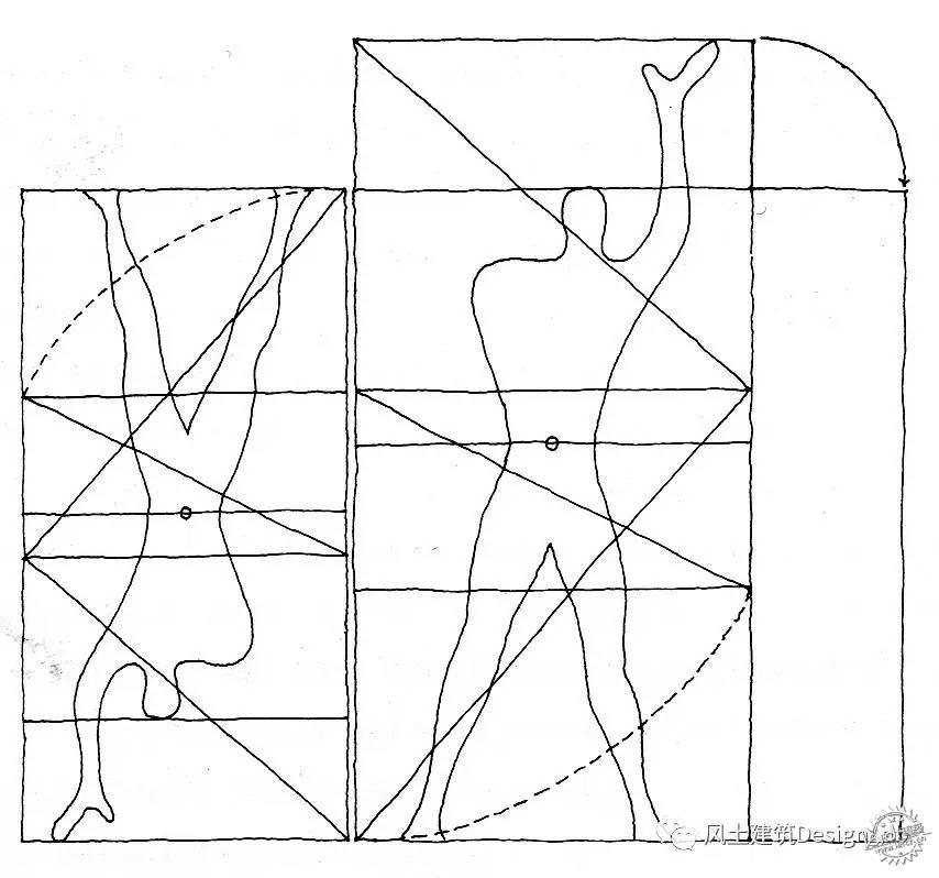 几何分割平面图片