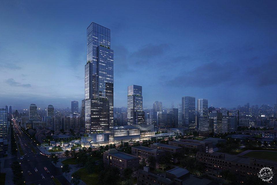 (上海)eid建筑事务所 – 高级建筑师 / 建筑设计师