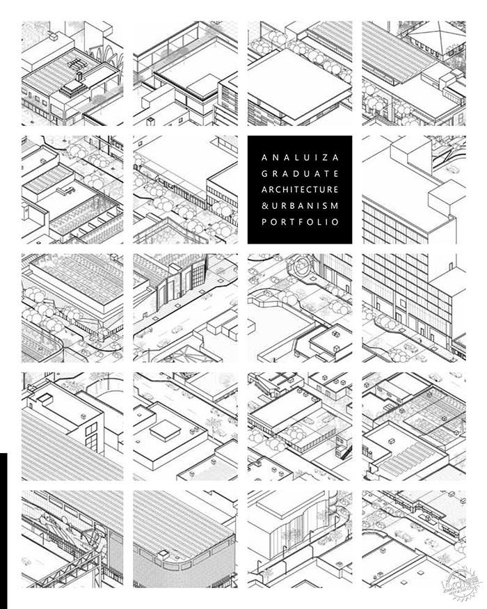 迈阿密大学 Miami University学生建筑作品集-BillyArch