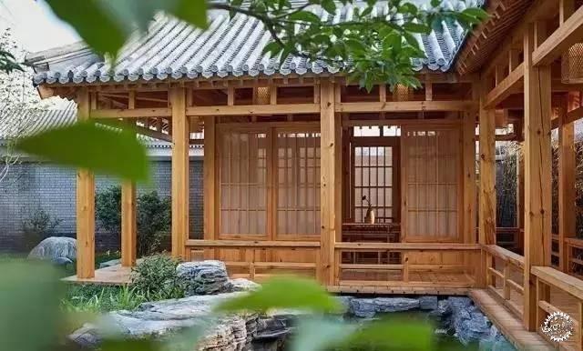 1030㎡新中式别墅,四合院的创新设计
