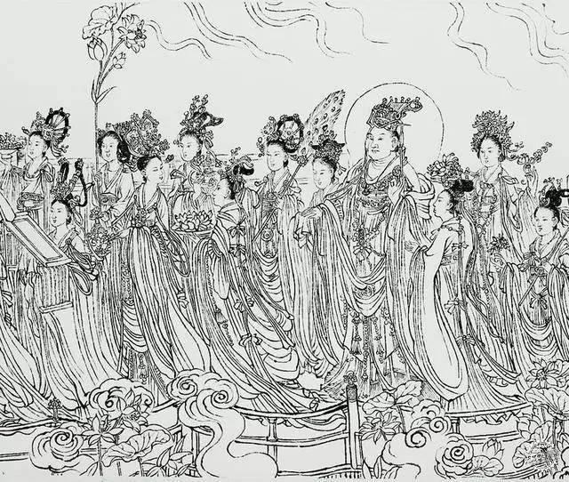 中国钢笔画顶尖高手徐亚华作品第11张图片