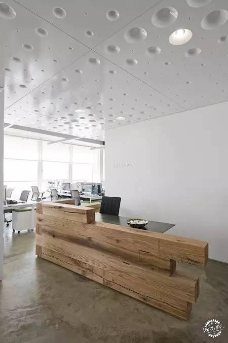 这前台漂亮-手绘art|室内-专筑网