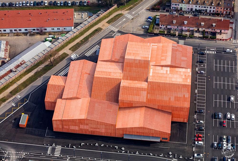 盘点2017年欧洲建筑奖首位女建筑师的8大设计作品第2张图片