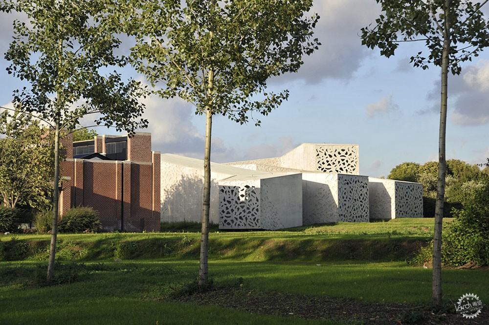 盘点2017年欧洲建筑奖首位女建筑师的8大设计作品第3张图片