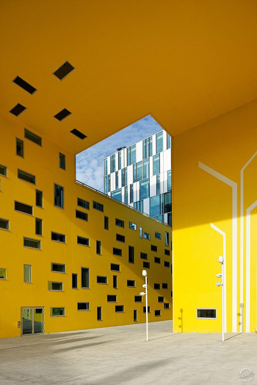 盘点2017年欧洲建筑奖首位女建筑师的8大设计作品第6张图片
