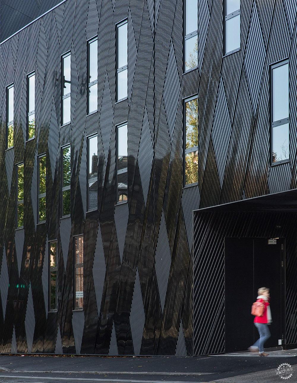盘点2017年欧洲建筑奖首位女建筑师的8大设计作品第7张图片